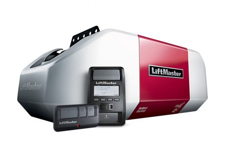 LiftMaster Model 8550W garage doors