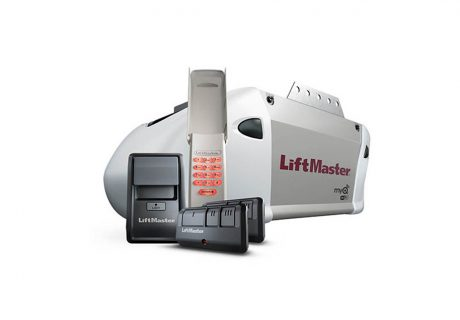 LiftMaster Model 8365W-267 garage doors