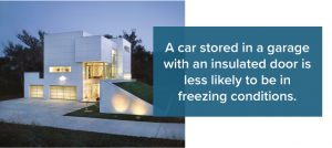 insulated garage to store car Twin Cities