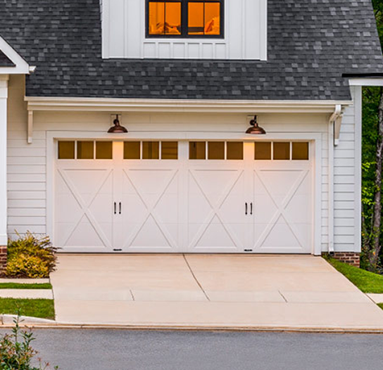 Craftsman Style Garage Doors Idc
