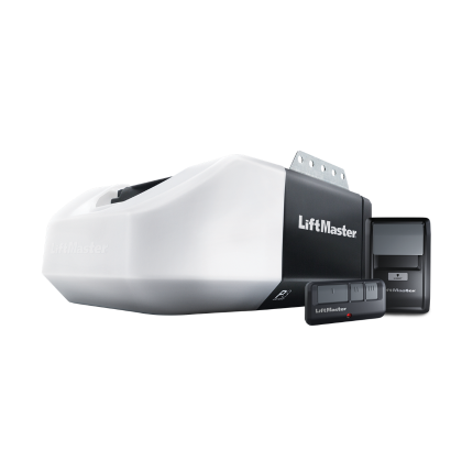 LiftMaster Model 8160W garage doors