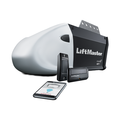 LiftMaster Model 8164W garage doors
