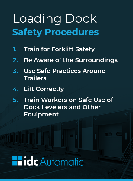 Loading Dock Safety Procedures