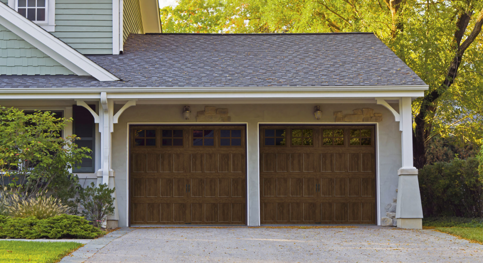 Bridgeport Steel garage doors